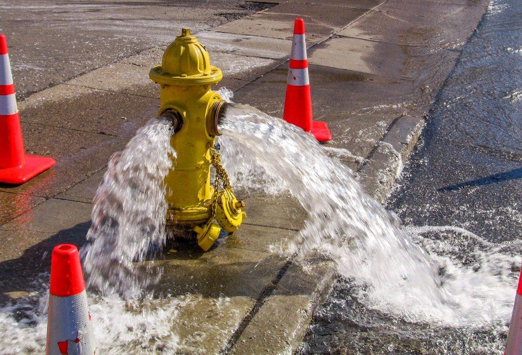 Inspecionar hidrantes